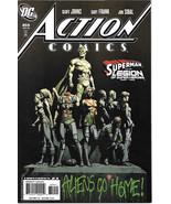Action Comics Comic Book #859 Superman DC Comics 2008 NEAR MINT NEW UNREAD - $3.99