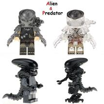 Predator VS Alien Minifigure Rare Figure Edition Single Sale Lego Toys - $2.99
