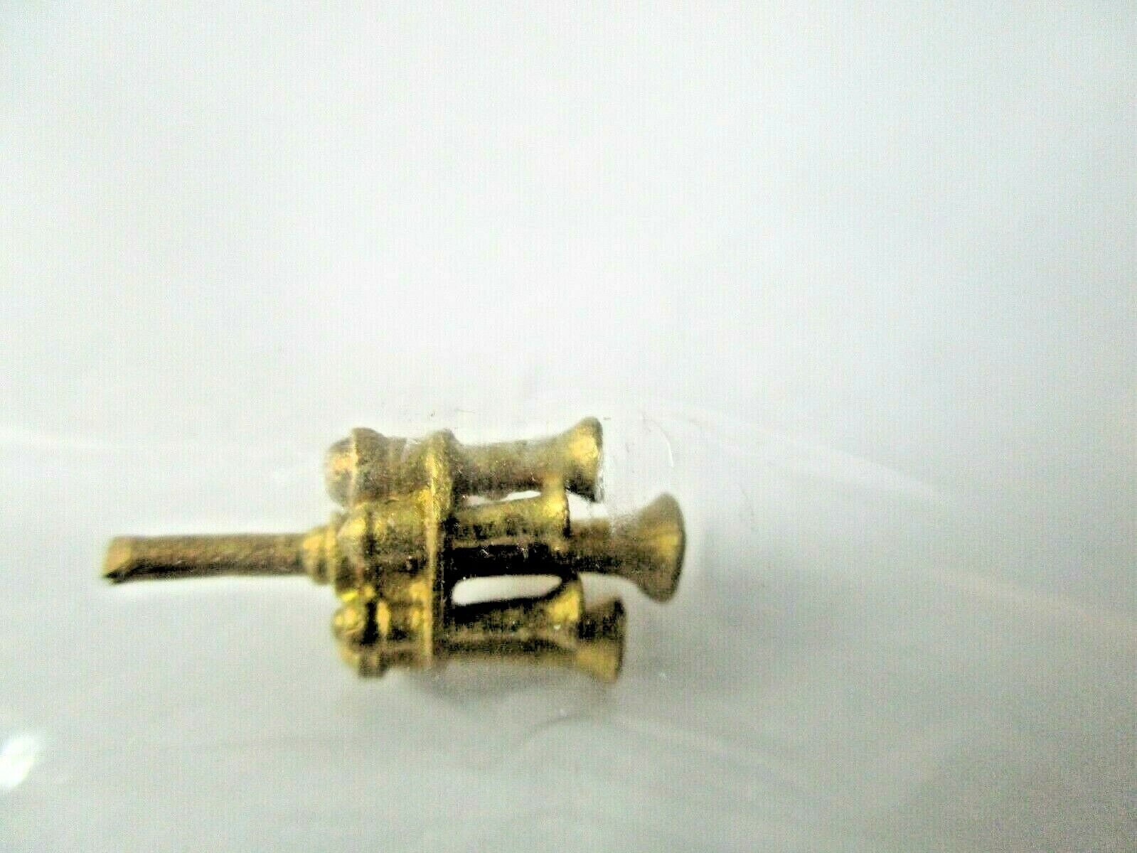 Cal Cal Scale # 190-316 Brass Air Horn 5 Chime 1 Piece HO Scale