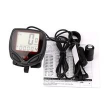 Speedometer Computer Bike Cycling Bicycle Waterproof Display Digital Odo... - $6.34