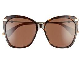 NEW Gucci Sunglasses GG0510S 003 Havana Gold/Brown Lens Square 56mm - $242.50