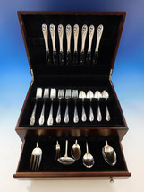 Lily of the Valley by Gorham Sterling Silver Flatware Set for 8 Service 38 pcs - $1,795.00