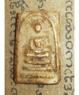 So Rare Holy Blessed  Phra Somdet Wat-Dao-Kanong Lucky Life Power Buddha... - $49.99