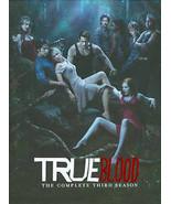 True Blood: The Complete Third Season (DVD, 2011, 5-Disc Set) Like New - $16.14
