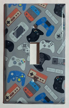 video games controller Light Switch Outlet wall Cover Plate Home Decor