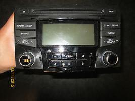 12 13 Hyundai Sonata Radio Cd Player #96180-3Q600 XX-924 *See Item Description* - $44.55