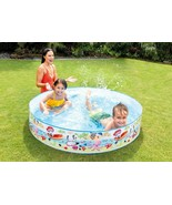 5ft X 10in Fun at the Beach Snapset Pool - $34.64
