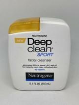 Neutrogena Deep Cl EAN Sport Facial Cl EAN Ser Rare - 5.1 Oz - $39.99