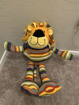 Melissa and Doug Plush Elvis Lion New 26 Inches - $21.53