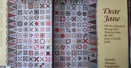 Jane Stickle Quilt Embroidery cd, multiformat - $60.78