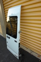 2010-13 Ford Transit Connect Back Rear Door Tailgate Right Side RH image 6