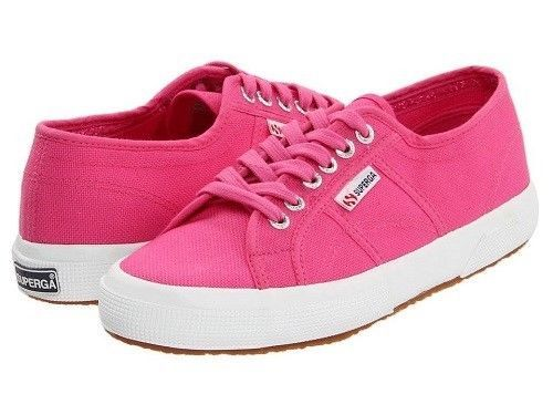 Superga HOT PINK * TURQUOISE * CHECKERED * CROCHET Sneakers Shoes Wms NWT CUTE
