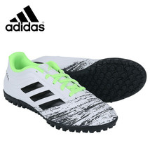 Adidas Copa 20.4 TF Football Boots Shoes Soccer Cleats White G28520 - $65.99