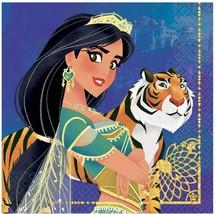 Aladdin Disney Princess Jasmine Genie Kids Birthday Party Paper Luncheon Napkins - $9.17