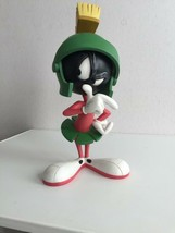 Extremely Rare! Warner Bros Looney Tunes Marvin the Martian Big Figurine... - $881.60