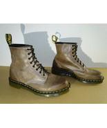 Dr. Martens Air Wair Boots 8-Hole Leather Ankle Shoes Unisex M 12 W 13 D... - $147.50
