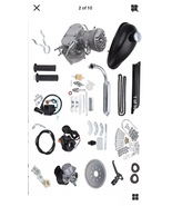 NEW 2018 Model Faster 66cc 2-Stroke Engine Motor Kit For Motorized Bicycle. - $128.97