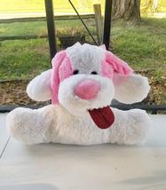 "Converted 27"" Stuffed Animal ""Pink Dog"" Ventriloquist Puppet *Custom Made * E5 - $15.00"