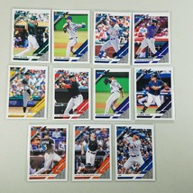 2019 Panini Donruss Baseball Card Lot  See Full List Below - $18.99