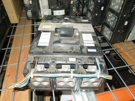 Square D MHL36100040DC1679 1000A 3p 600VDC Breaker Auxiliary Switch & 48V DC UVR - $1,000.00