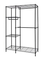 Finnhomy Heavy Duty Wire Shelving Garment Rack ... - $131.86
