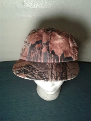 Cabelas Realtree Quilted Insulated Snapback Ball Hat Cap (hb10)