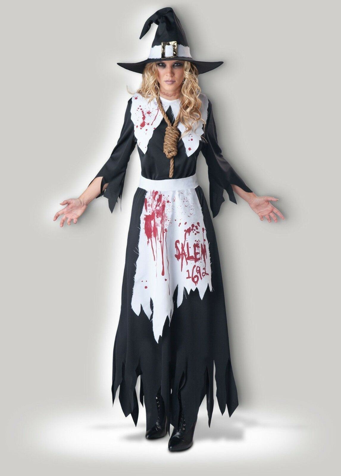 Primary image for InCharacter Salem Witch Bridget Bishop  Adult Womens Halloween Costume CF11050