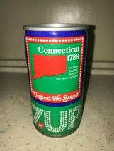 7 UP UNCLE SAM CAN 1976, CONNECTICUT - COMPLETE YOUR COLLECTION!! - $7.99