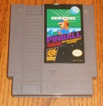 Nintendo Pinball game only - $6.00