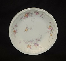 """Vintage Helene by Haviland 7-1/2"""" Rim Soup Bowl Yellow & Pink Roses New ... - $14.84"""
