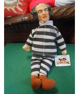 Great Collectible Cloth Doll LARRY of the 3 STOOGES........FREE POSTAGE USA - $22.36