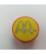 Vintage McDonald's Round Plastic Pencil Sharpener EUC - $9.46