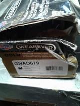 Wearever Gold Premium Break Pads Ceramic GNAD679 new in box (jew) image 2