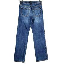 Gap 1969 Straight Leg Jeans Boys Size 18 Medium Blue Denim MJ3 - $24.74