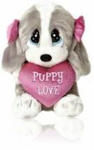 """Sad Sam Aurora World Honey Puppy Love 7"""" Plush. Item 15371. NWT - $19.59"""