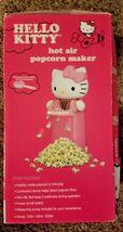 Hello Kitty Hot Air Popcorn Maker.....Brand New!!! image 4