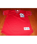 Vintage Cardinals Jersey YOUTH XL Majestic Diamond Collection St. Louis ... - $34.64