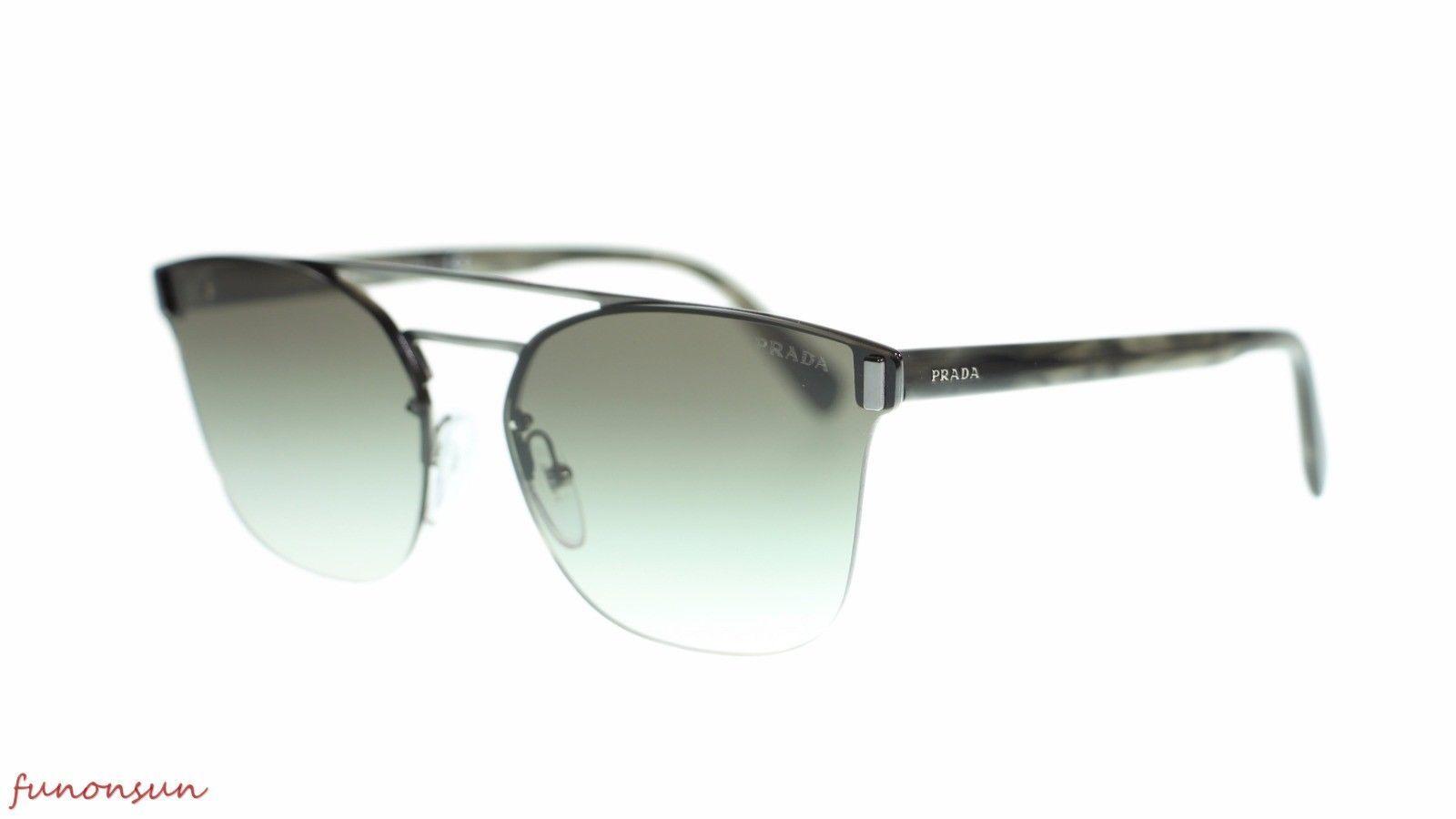 039d79c9c59f2 S l1600. S l1600. Previous. Prada Men s Sunglasses PR67TS 5AV0A7 Gunmetal  Grey Gradient Lens 63mm