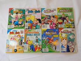The Archie Library Archie's Pals 'N' Gals Double Digest Lot of 8 (127, 1... - $18.66