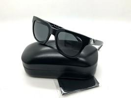 Coach HC8240-52-551087 Square Sunglasses Black Frame Grey Lens 52 21 140 - $87.27