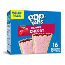 Pop-Tarts, Toaster Pastries, Frosted Cherry, 16 Ct - $7.00