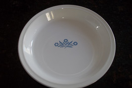 "9"" Corning Ware Cornflower Pie Plate P-309 - $15.45"