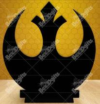 Jedi Order Starwars Display Table Decor Centerpiece Stand - $25.00