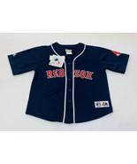 Majestic MLB Boston Red Sox Youth Top Jersey Shirt- NWT- SZ: 7yo - $44.50