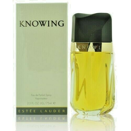 Primary image for Knowing by Estee Lauder, 2.5 oz EDP Spray for Women