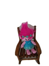 Trolls large doll by Hasbro 22 in tall - $11.21