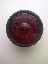REFLECTOR PLASTIC Red Black For Vintage Bicycle - $29.70