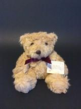 Russ Berrie Schubert Bear Plush Teddy Bear - $14.77