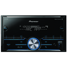 Pioneer Double-din In-dash Digital Media Receiver With Bluetooth PIOMVHS... - $127.46