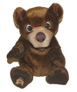 Brother Bear Tumble 'n Laugh Koda Hasbro Talking Plush Stuffed Animal Toy - $9.89